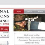 International Joint Operations Command Conference (IJOCC)