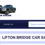 Lifton bridge Car Sales