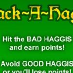 Whack a haggis