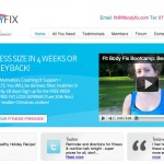 Fit Body Fix Website