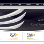 Royal Aero Website