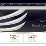 Royal Aero Website