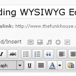 Adding WYSIWYG Editor to StartBox Options